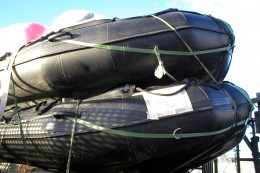 Before buying an inflateable dinghy, make a list of your needs and how you intend to use it