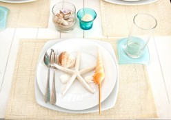 Beach Flatware Sets