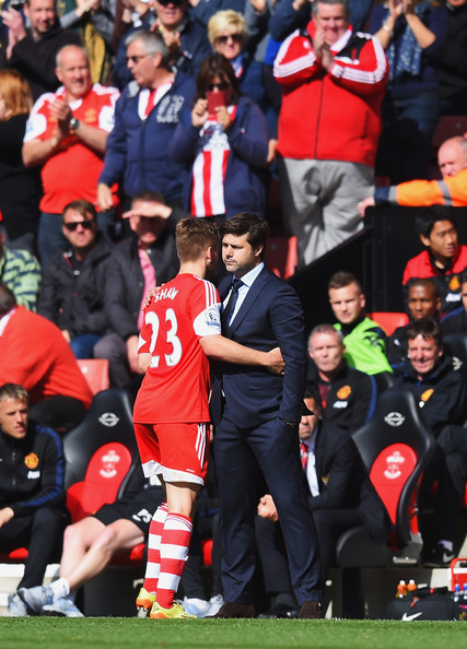 Luke Shaw is reportedly keen to reunite with Pochettino