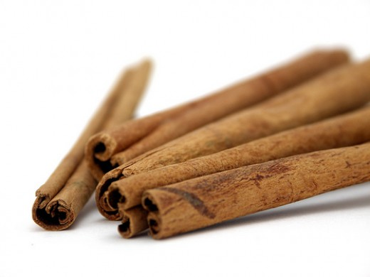 Cinnamon sticks by S. Diddy --is back--