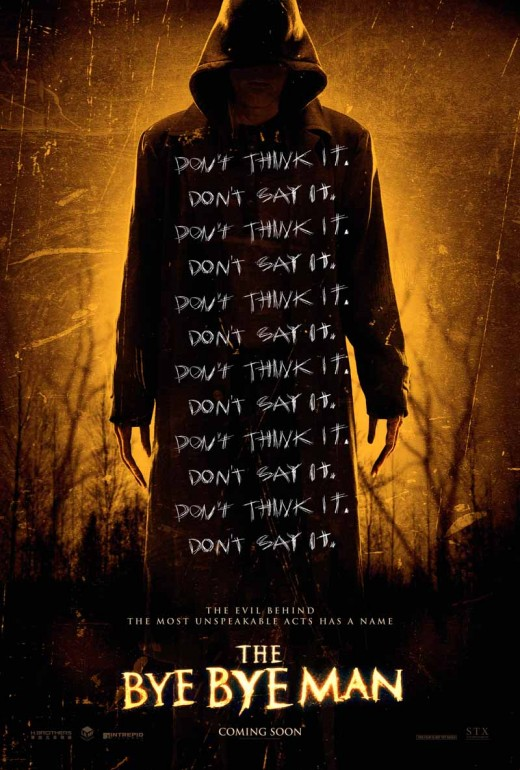 The Bye Bye Man Theatrical poster