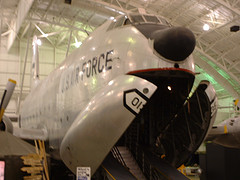 Exhibit at the Air Force Musuem Photo by Mojo Photo