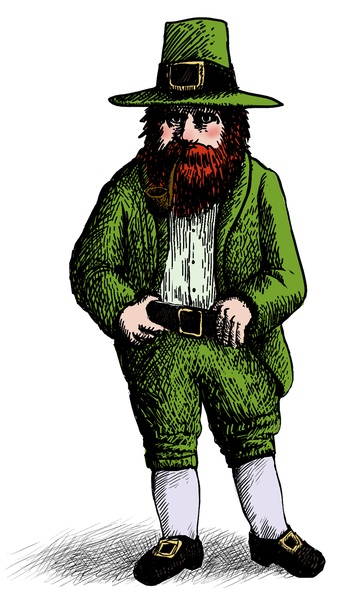 Tiny Tim. dwarf from Dublin
