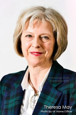 Theresa May:  Easter message