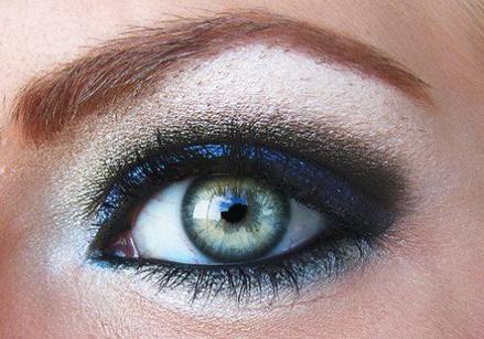Origins Of Green Eyes
