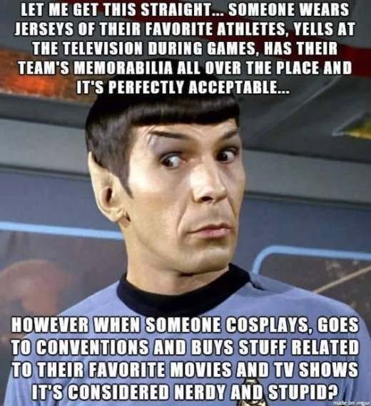 I'm not sorry for the number of Star Trek references in this article.