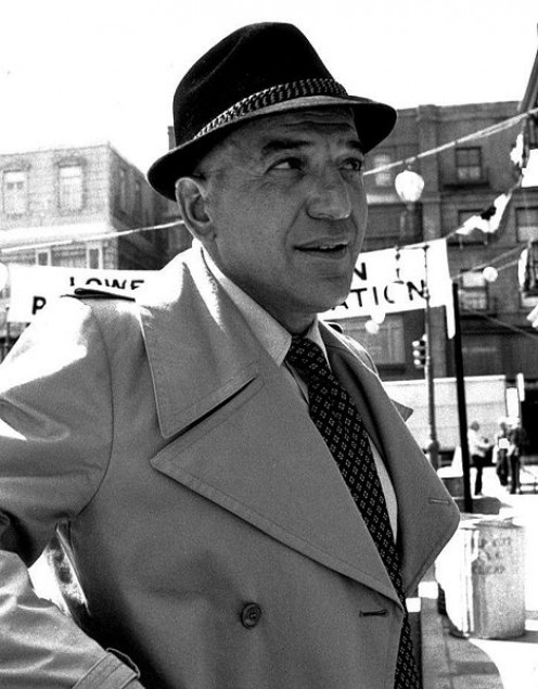 Theo Kojak was a tough, street-smart New York lieutenant who knew how to fight with his fists as well as his wits.