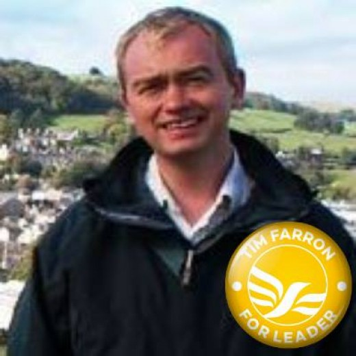 Tim Farron Lib - Dem leader