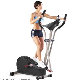 Elliptical machine!