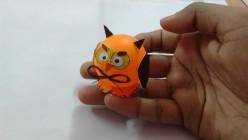 DIY: How to make a Ping Pong ball Owl easily