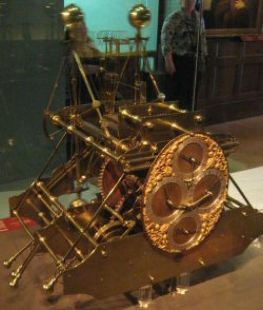 Harrison's H1 Marine Clock
