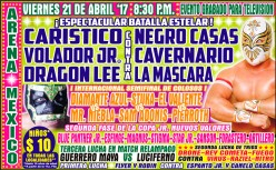 CMLL Super Viernes Preview: Semi-Final Hype