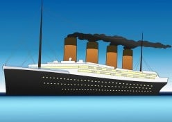 The Titanic's Terrifying Flaw
