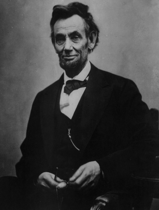 Picture of President Lincoln