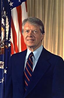 President James Carter