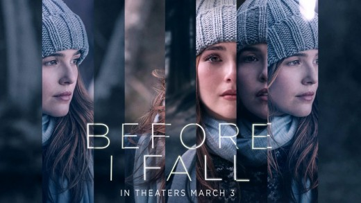 Before I Fall theatrical poster