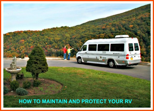 The best way to maintain and protect your RV is to practice preventive maintenance.