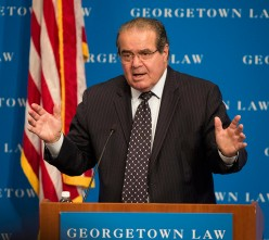 Stories of a Sicilian Son: Antonin Scalia