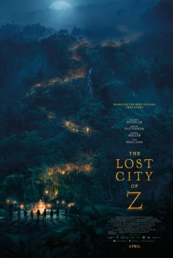 Movie Review: The Lost City of Z