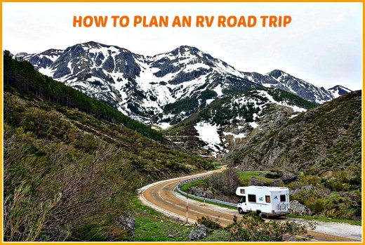 Learn the best methods for planning an RV road trip that will be enjoyable and relaxing.