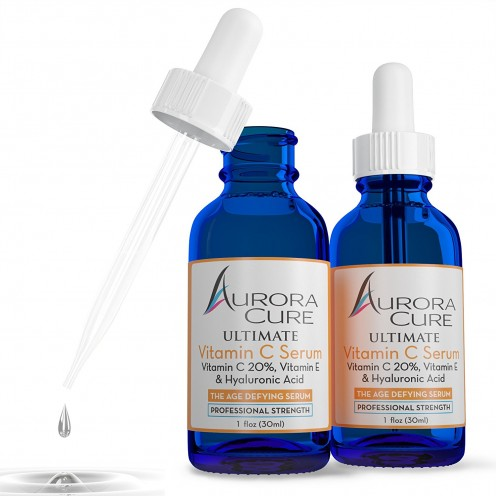 Aurora Cure Ultimate Vitamin C Serum