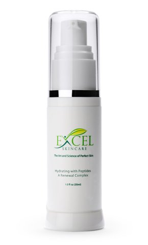 Excel Skincare with Hydrating Peptides