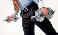 10 easy ways to stay fit and active at work