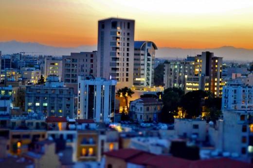 Ticosia, Cyprus