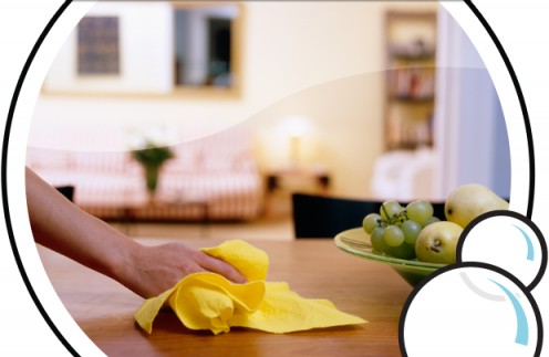 Dusting, vacuum cleaning and removal of stains are some of the chores that a reliable cleaner handles