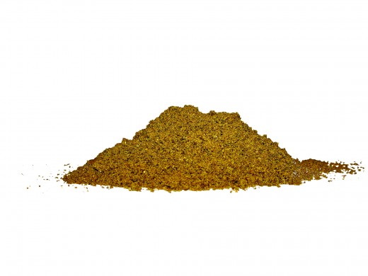 Dried cumin