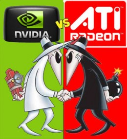 Graphics: NVIDIA Vs ATI