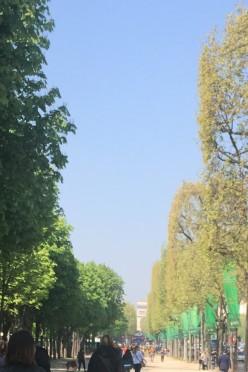 Three Sights in Paris in Easy Steps