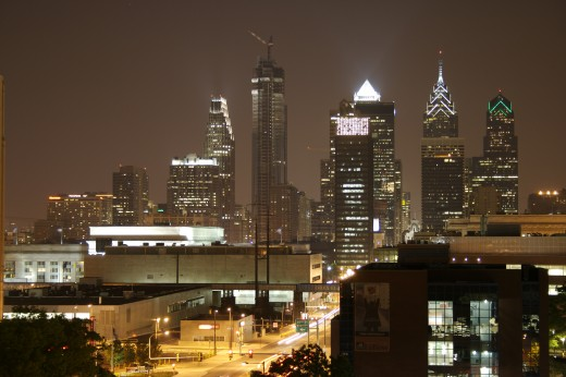 The City of Brotherly Love- Philadelphia, Pa
