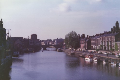 York River Scene