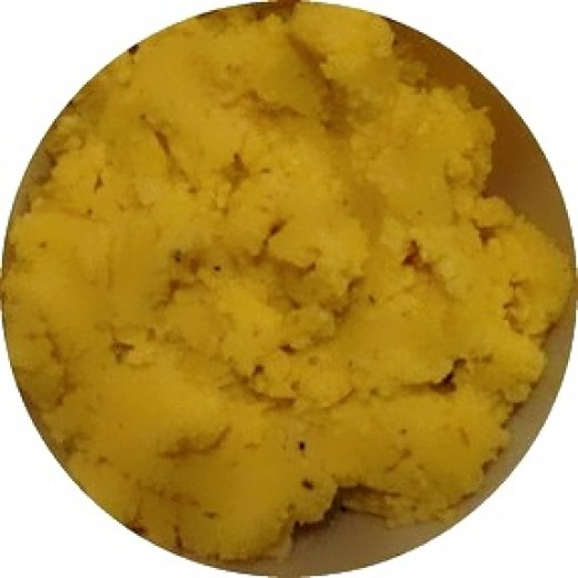 Moroccan Mashed Potatoes