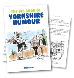 Now you've been bitten by the learning bug, the next stage in understanding Yorkshire wit.
