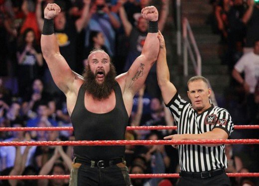 Braun Strowman. Photo:WWE