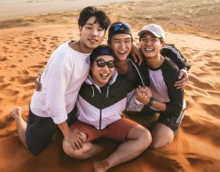 Park Bo-gum in Youth Over Flowers