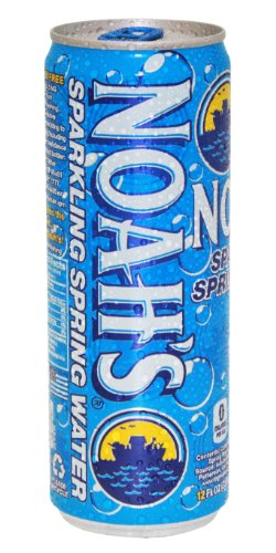 Here is the product in cans, although I was expecting to see it in large bottles: 8.4pH, 110mg/L Magnesium, Sodium Free, and the only brand in an EcoFriendly 24ozCapCan.