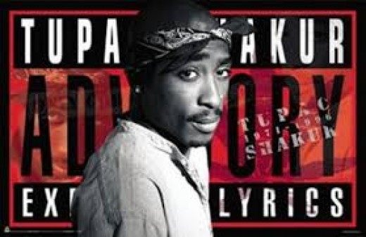 2Pac was an accomplished actor and he starred in 6 motion picture films with the likes of Janet Jackson, Jim Belushi and Mickey Rourke.
