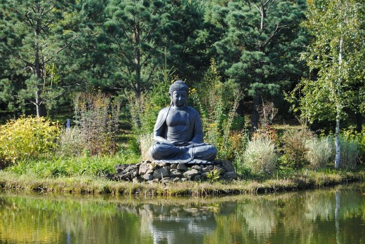 Bring alive the Buddha inside you with meditation