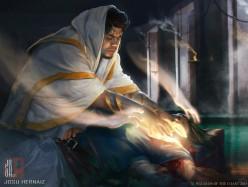 Witchcraft: Healing Spell