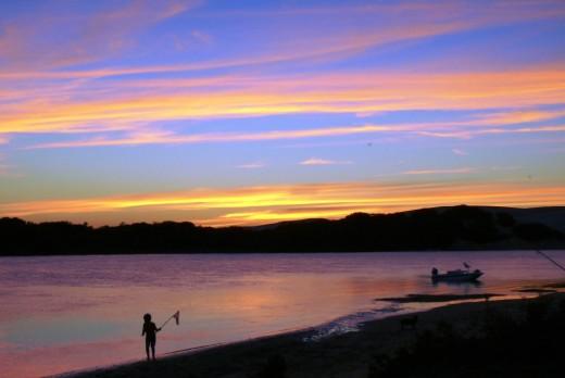 Sunset on Sundays River