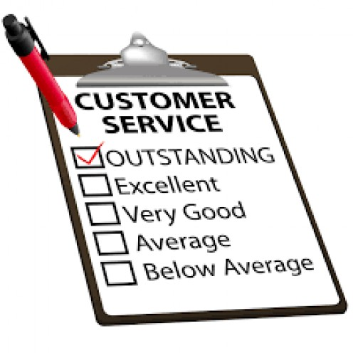 The customer is your store's lifeline so if you make any mistakes it is best to correct them right away and keep your shoppers happy at all times.