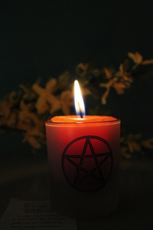Candle spells are easy and effective.