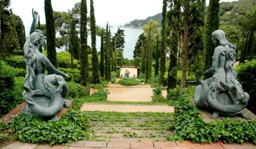 Sta Clotilde Gardens