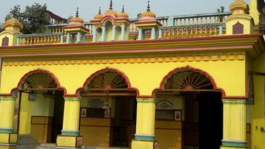 Patita Pabani Durga temple; Bhukailash Rajbari