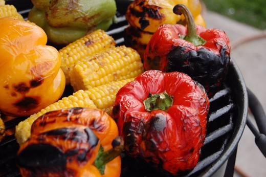 Grill out your favorite meats and veggies and feast with friends and family to celebrate the height of summer!