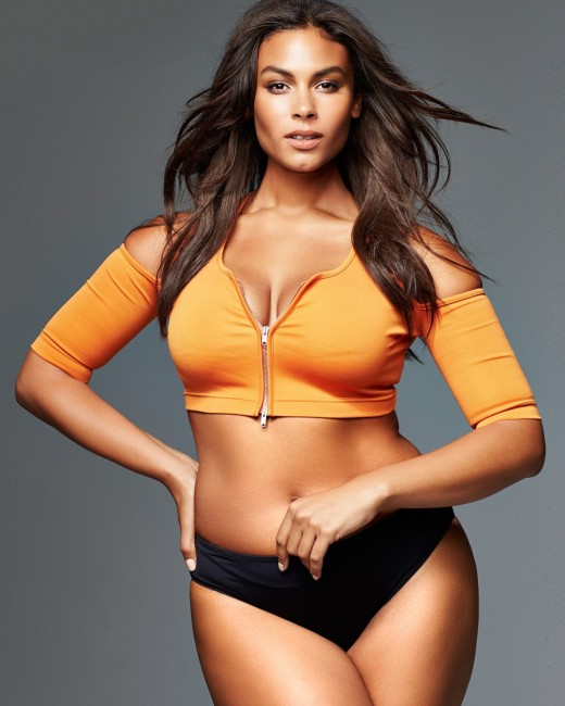 Marquita Pring  - Beautiful Plus Size Women Models