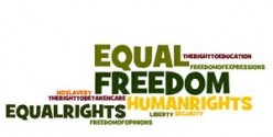 Human rights and Right Human